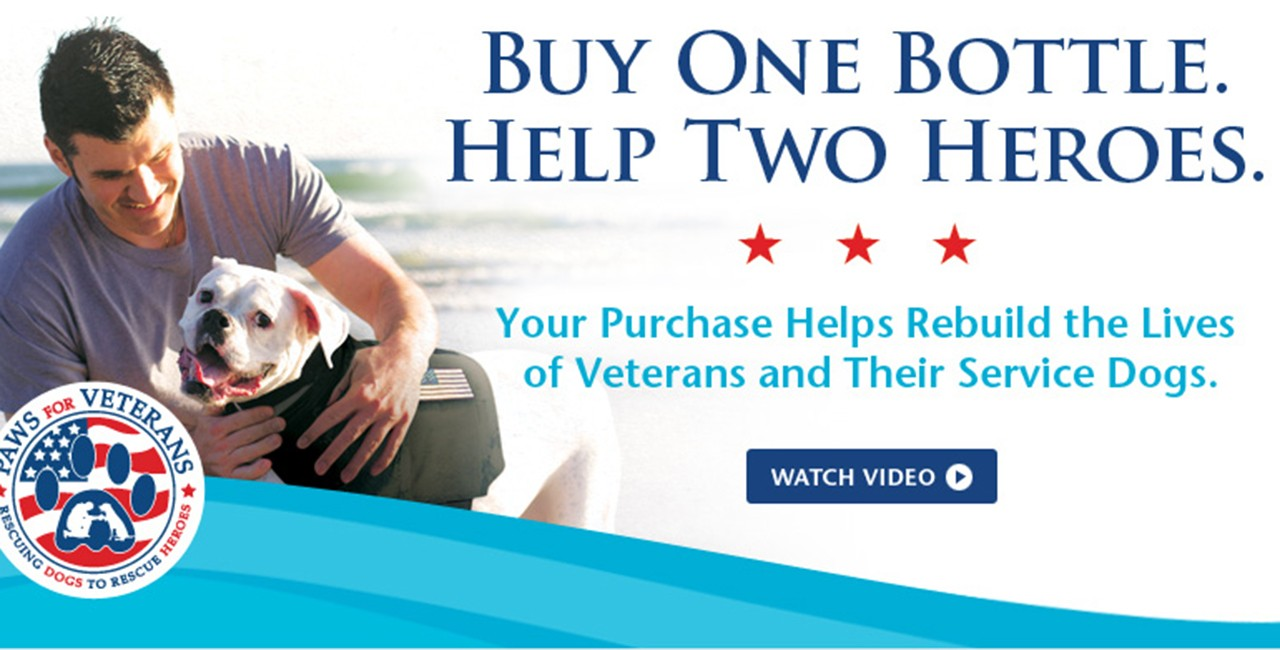 Nordic Naturals Paws For Vets